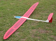 maquette avion radiocommandé a construire