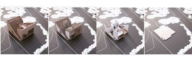 Comment faire une maquette en carton ?