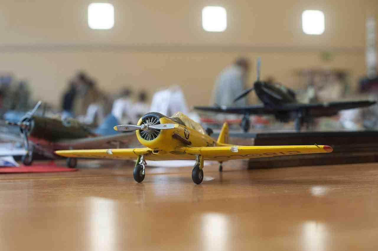Quelle échelle pour maquette avion ?