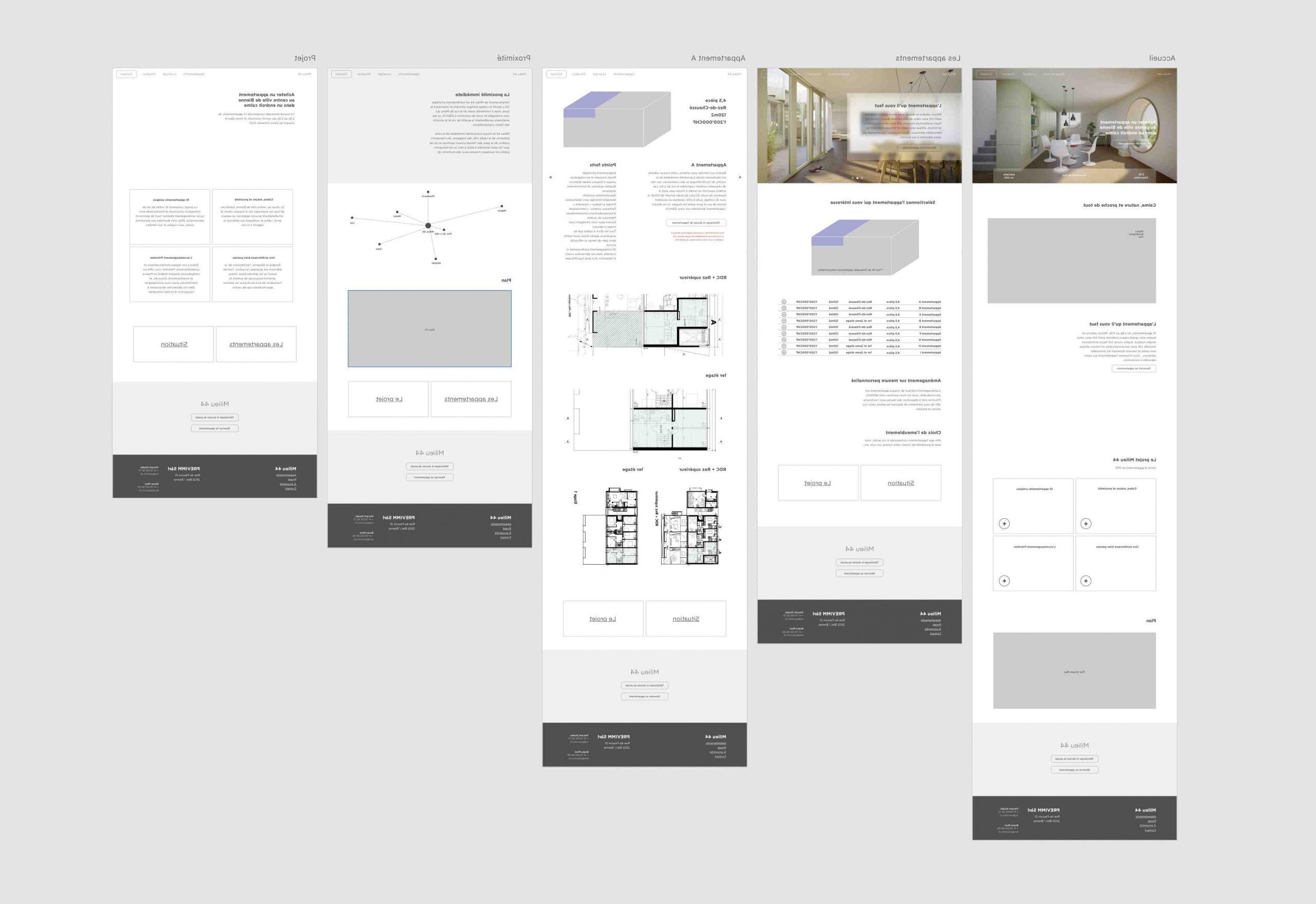 Comment faire une maquette d'un site ?