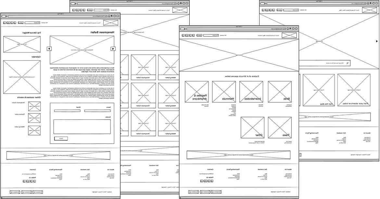 Quels sont les différents outils pour créer des Wireframes en ligne ?