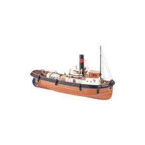 Où acheter maquette bateau en bois ?
